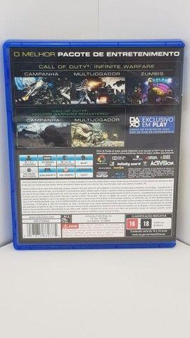 Call of Duty - Infinite Warfare + Modern Warfare Remastered (PS4)  - Foto 2