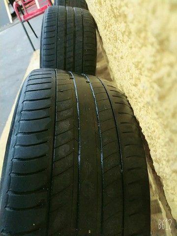 Vendo urgente rodas e pneus aro 17  - Foto 4
