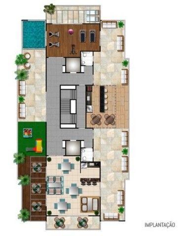Apartamento com 1 dorm 1 vaga com varanda gourmet no Aquarius torre única  - Foto 2