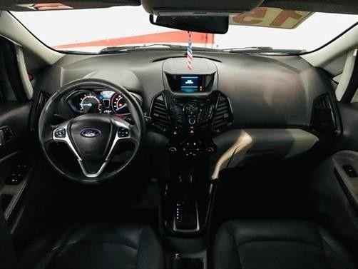 Ford EcoSport ECOSPORT TITANIUM 2.0 16V FLEX 5P AUT. FLEX A - Foto 5