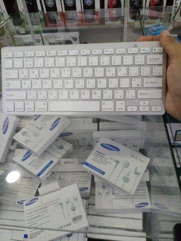 Teclado wireless pra notebook (entrega grátis pra Jp) - Foto 3