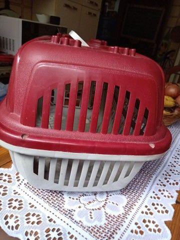 Caixa de transporte cão e gato - Foto 3
