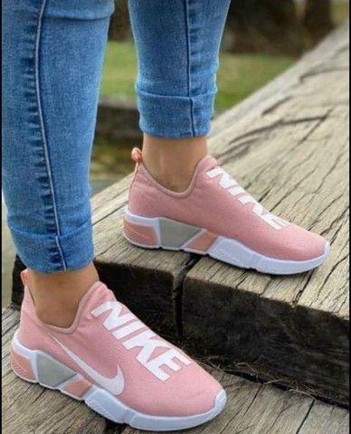 Tênis Meia Feminino Nike! Lindíssimo!  - Foto 3
