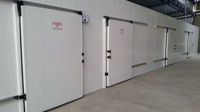 Portas Frigoríficas para Câmara Fria