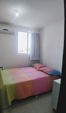 Apartamento 02 quartos, porteira fechada , 100 metros do Mar do Bessa. - Foto 11