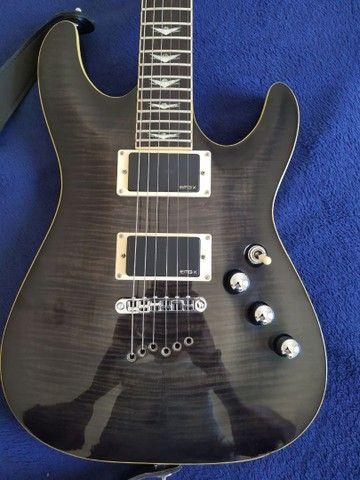 Guitarra Schecter C1+ - Foto 3