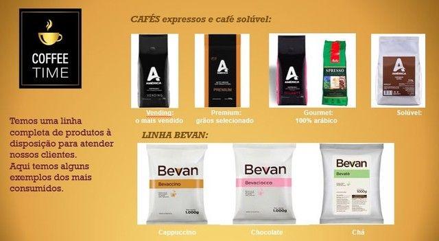 Insumos para máquinas de café