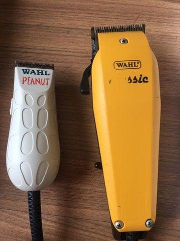 Máquinas de cabelo wahl
