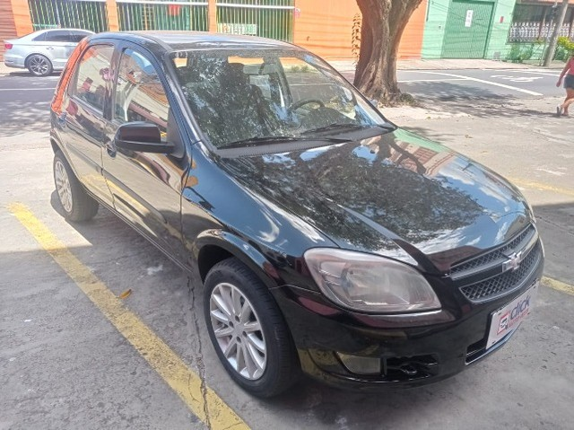 Chevrolet Celta 1.0 Mpfi Lt 8v Flex 4p Manual - Foto 3