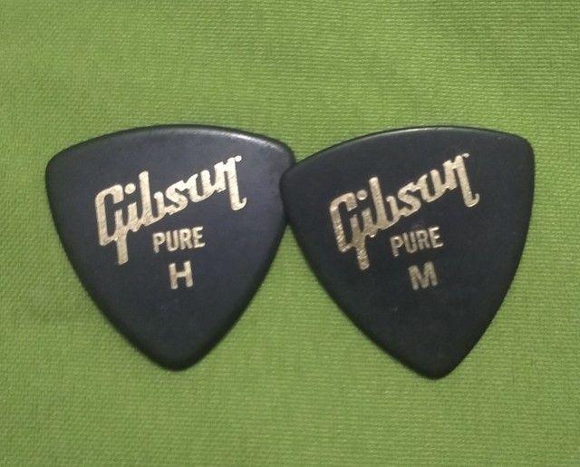 Palhetas Gibson  - Foto 3