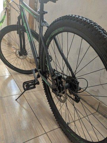 FREE ACTION , Bicicleta com 2 meses de uso. - Foto 4