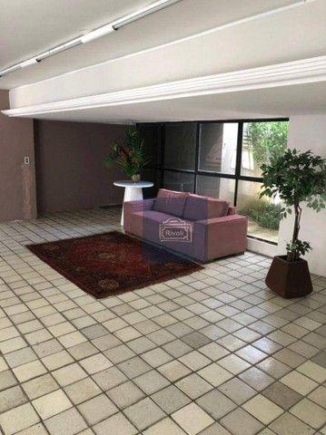 Apartamento com 2 dormitórios para alugar, 152 m² por R$ 660.000,00/mês - Boa Viagem - Rec