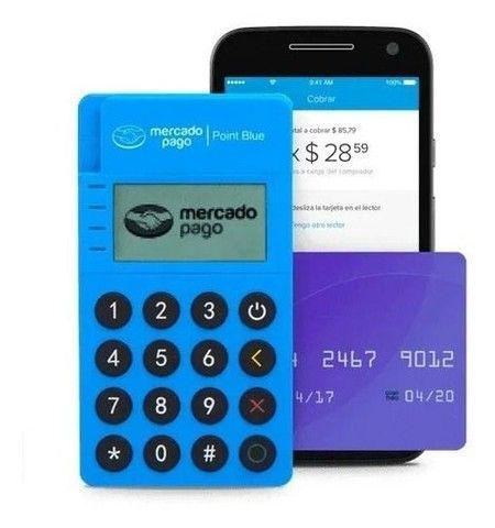 Maquiniha de cartão por aproximação NFC  - Foto 6