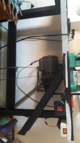 Máquina de costura overlock - Foto 2