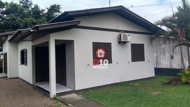 Casa com 3 dormitórios à venda por R$ 150.000 - Sanga da Toca - Araranguá/Santa Catarina