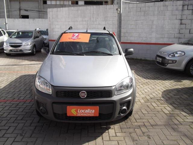 FIAT STRADA 2016/2016 1.4 MPI WORKING CS 8V FLEX 2P MANUAL