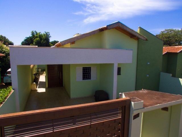 Casa planejada 2 anos de uso