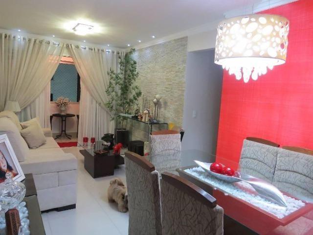 Elegance - Reformado - AP. 03 Quartos 87 m² com armários - Lazer completo - Águas Claras