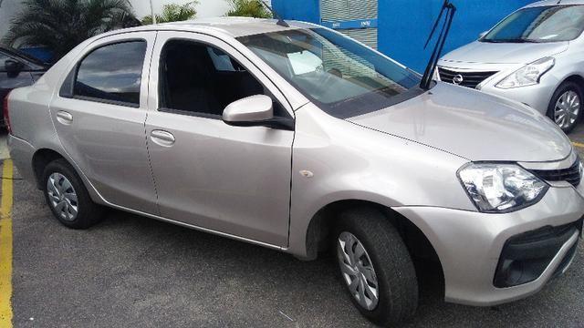 Etios Sedan não perco Negócio Fabinho zap 98936-6833