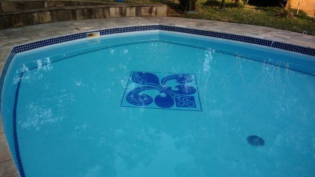 Fundo de piscina golfinho e outros desenhos - Foto 2