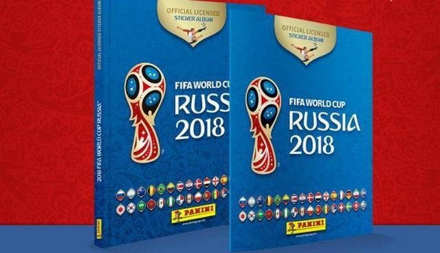 Álbum Completo Copa do Mundo 2018