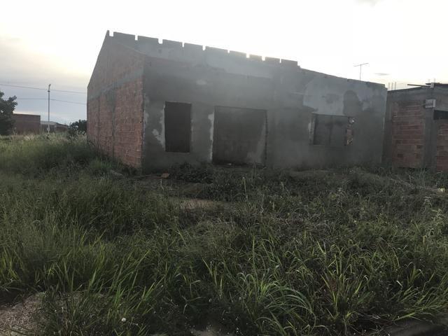 Vendo ágio de casa em construção