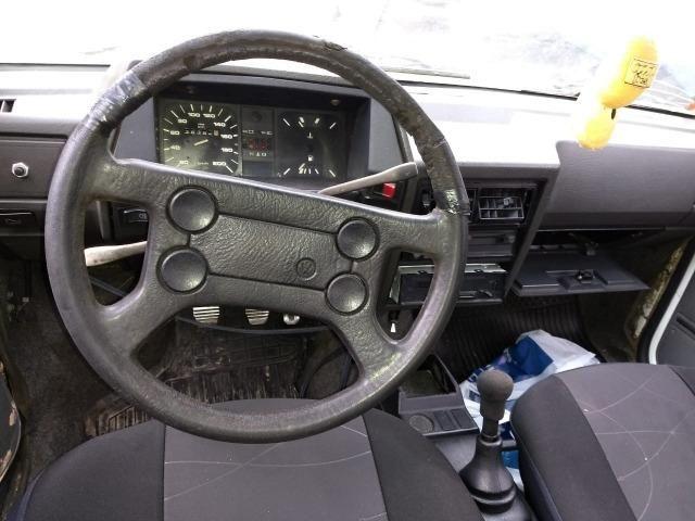 VW Gol Cl 1.0 Cht 1992 Sucata Em Peças Acessorios e Lataria - Foto 7