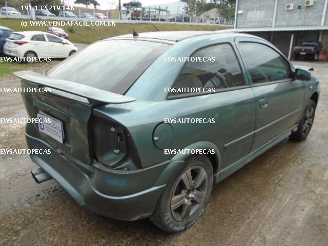 GM Astra 1.8 Gls 1999 2 Portas Sucata Em Peças Acessorios Lataria Motor Cambio - Foto 15