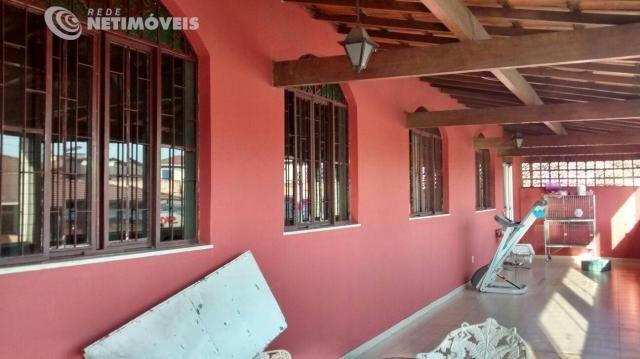 Casa para alugar com 4 dormitórios em Alípio de melo, Belo horizonte cod:561857 - Foto 2