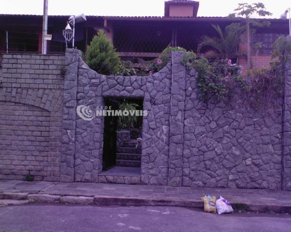 Casa à venda com 5 dormitórios em Serrano, Belo horizonte cod:485722