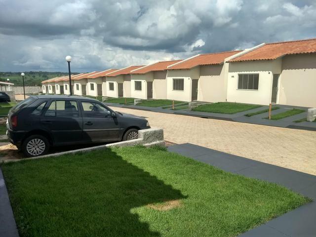 Vendo casa 2 quartos suíte no setor estrela Dalva (próx recanto do Bosque) - Foto 12