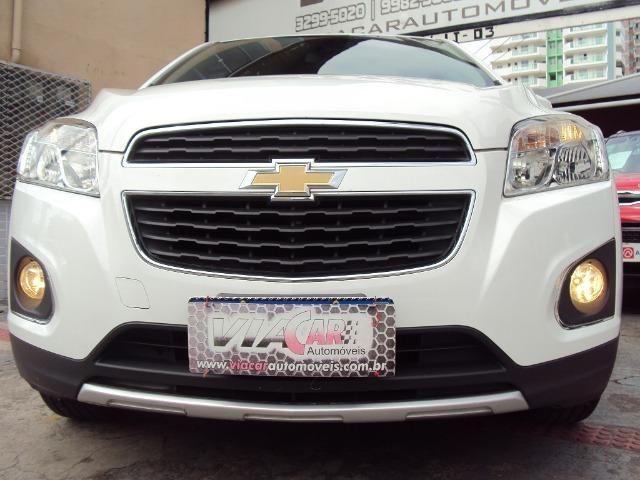 Chevrolet Tracker LTZ 1.8 16v (Flex) (Aut) 2014/2015 - Foto 2