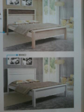 Promocao cama casal (novo)caixa 360,00 no dinheiro entrega e montagem gratis - Foto 2