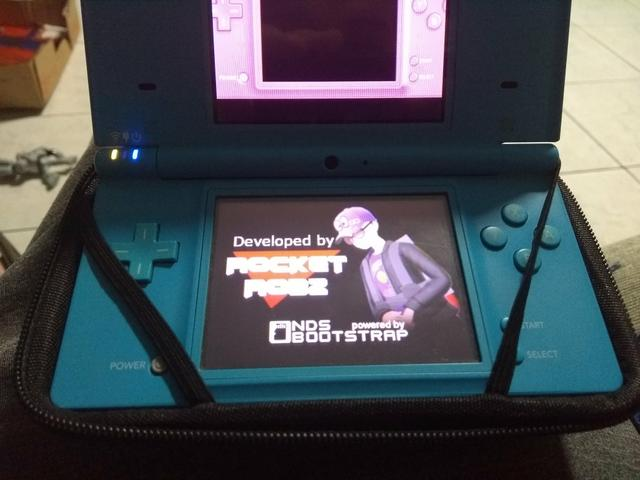 Nintendo Dsi desbloqueado com Twilight menu++ - Videogames