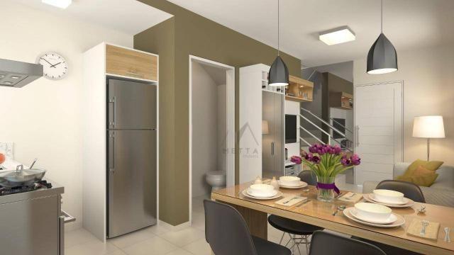 Sobrado com 2 dormitórios à venda, 48 m² por R$ 147.500 - Conjunto Habitacional Jardim Hum - Foto 16