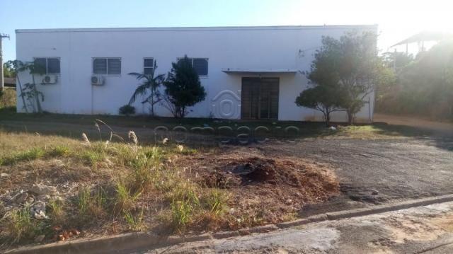 Galpão/depósito/armazém à venda em Distrito industrial, Cedral cod:V8253