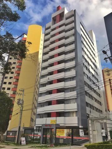 Kitchenette/conjugado para alugar com 1 dormitórios em Cristo rei, Curitiba cod:405N