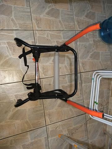 Porta bike de carro - Foto 2