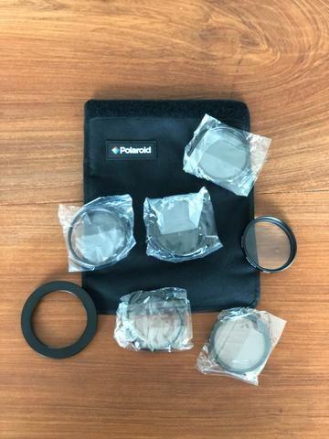 Kit de filtros Polaroid 52mm - Foto 2