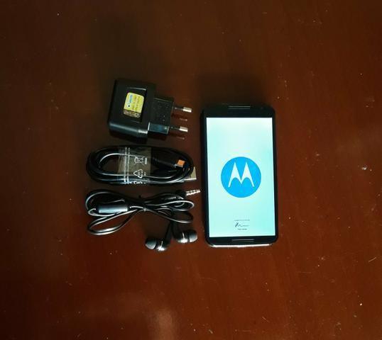 Vendo Moto X2 De 32GB C/ acessórios - Foto 2
