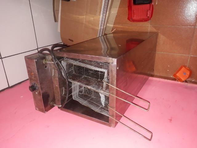 Fritadeira de batata top - Foto 4