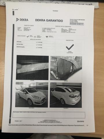 Fiesta sedan titanium 1.6 At 13/14 - Foto 8