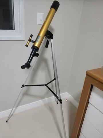 Telescopio Astronomico Refrator Profissional 50/100x Completo - Foto 3