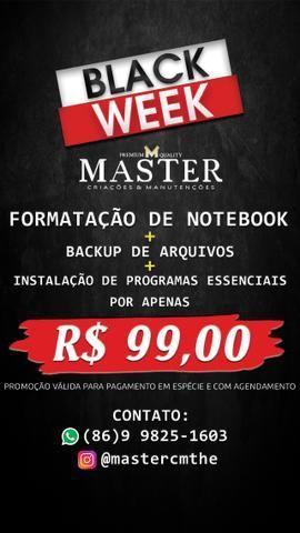 Manutenção de Notebook (Master Criações e Manutenções) - Foto 2
