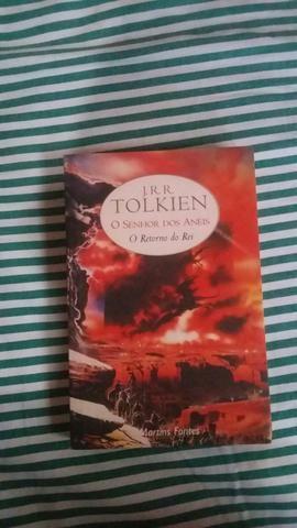 Livro senhor dos anéis 2 e 3 + o hobbit - Foto 3