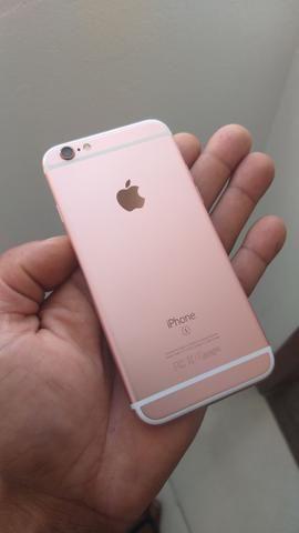 IPhone 6s Rose 64 gigas impecável