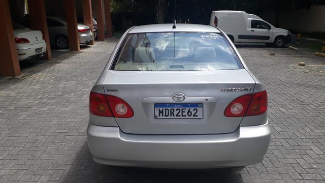 Raridade: Corolla XEI 2003/2003, câmbio manual,impecável, aceito troca - Foto 6