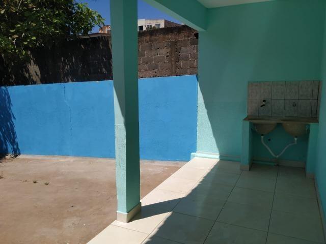 Casa 2 Qts na Laje terreno com escritura, Colonia Agrícola Samambaia,Entrada do Sam's Club - Foto 7