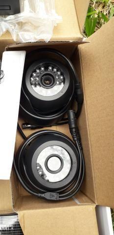 Circuito fechado de câmeras novo - Foto 2