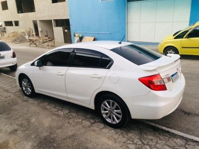 Honda Cívic EXR 2013/2014 Automático impecável - não é de leilão